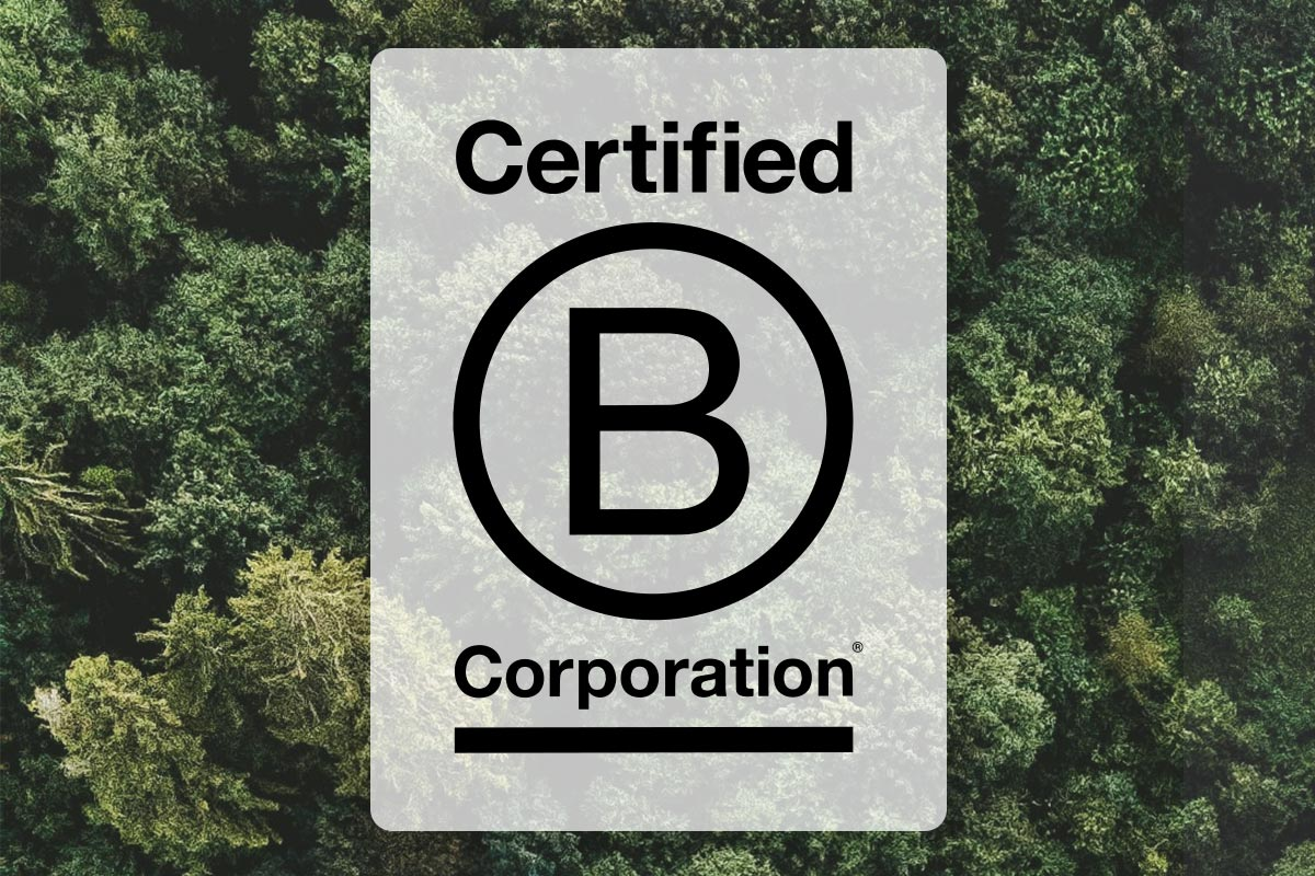 ✔️ We're Officially a B Corp