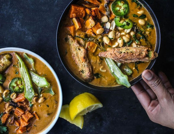 Recipe: Vegan West African Peanut Stew