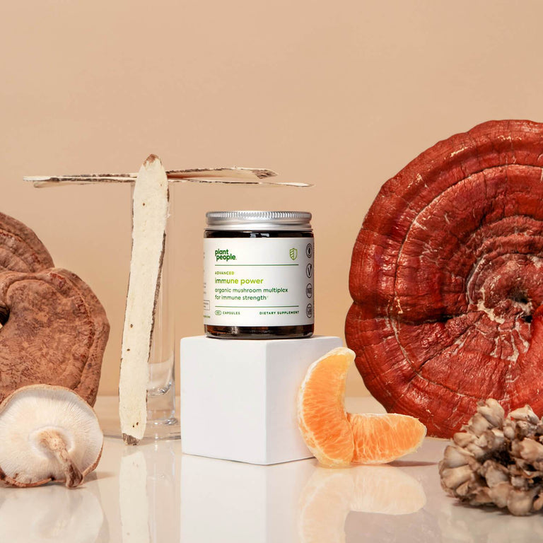 Advanced mushroom, herbal & CBD solutions - reconnecting us to our true nature.