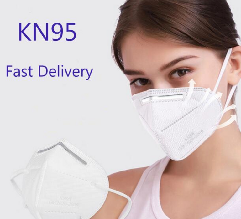 KN95 Disposable Face Mask(10pcs)