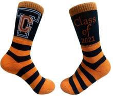 Load image into Gallery viewer, Churchland HS Class Of 2021 Socks
