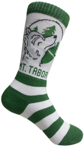 Mt. Tabor Wolf Socks