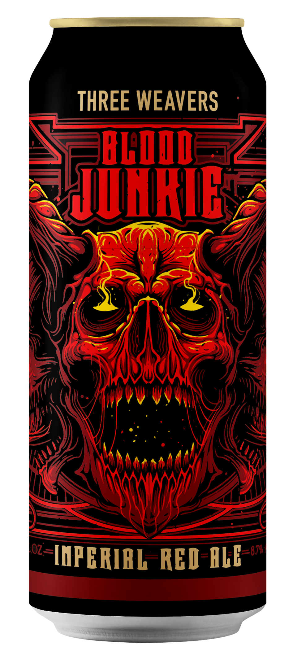Blood Junkie Imperial Red Ale