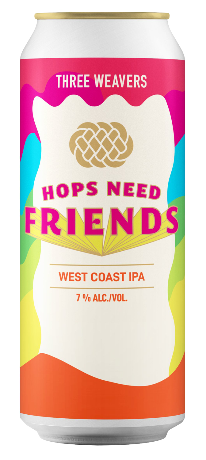 Hops Need Friends West Coast IPA