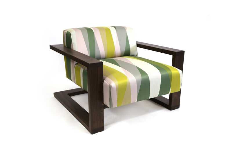 Caribou Lounge Arm Chair sentientfurniture