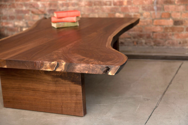Signature Live Edge Coffee Table Coffee Table sentientfurniture