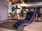 Wave Chaise Lounge sentientfurniture