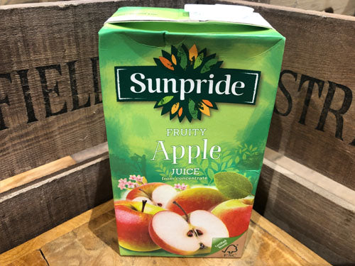 Sunpride Apple Juice 1l