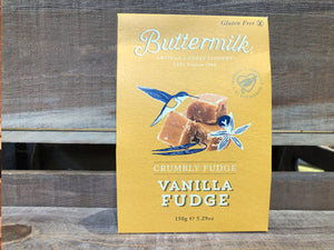 Cornish Buttermilk Vanilla Fudge