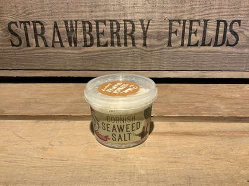 Cornish Sea Salt Co. Seaweed Sea Salt