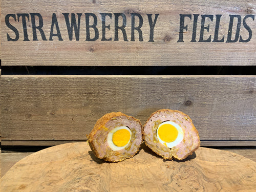 Curried Scotch Egg