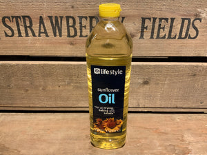 Lifestyle Sunflower Oil