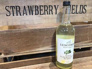 Luscombe Wild Elderflower Bubbly