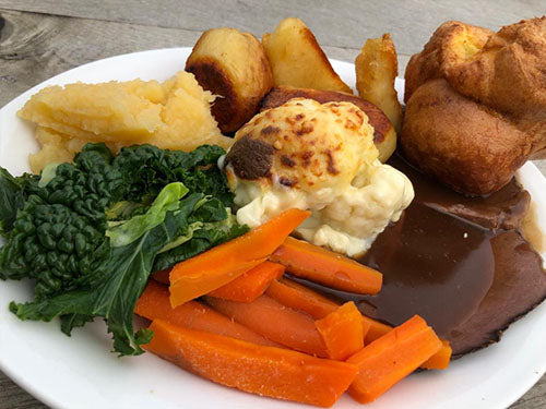 Sunday Roast 12pm - 12.30pm