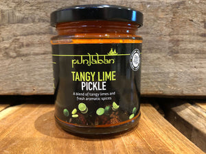 Punjaban Tangy Lime Pickle