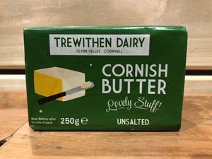 Trewithen Dairy Cornish Butter Unsalted