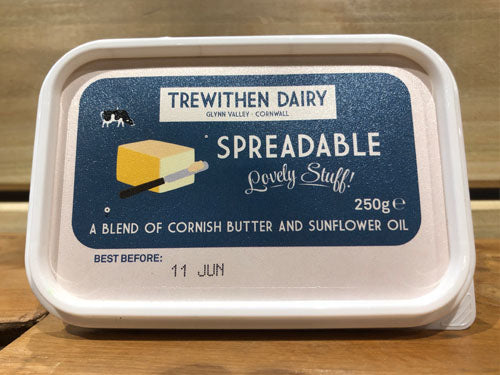 Trewithen Dairy Cornish Butter Spreadable