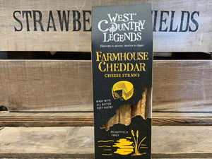 West Country Legends Farmhouse Cheddar Cheese Straws