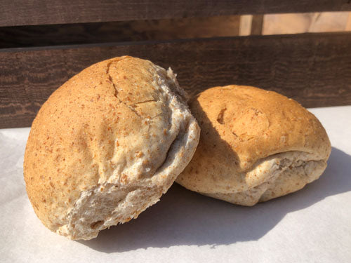 Homemade Wholemeal Rolls