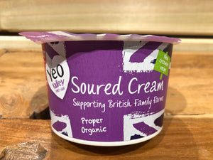 Yeo Valley Organic Soured Cream