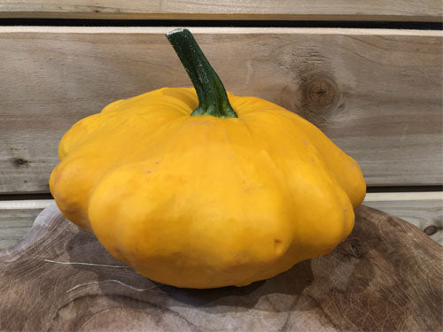 Our Own Patty Squash