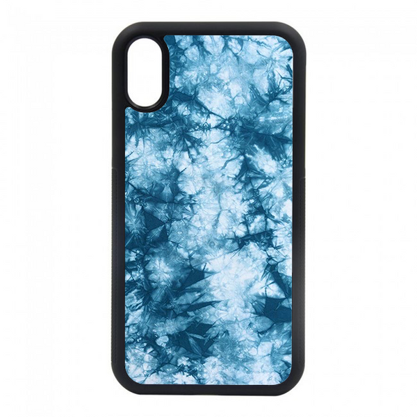blue tie dye phone case. we have phone cases for most of your iphones. iphone 6, iphone 6s, iphone 7 8, iphone 7 8 plus, iphone SE, iphone xs, iphone x, iphone xr, iphone xs max, iphone 11, iphone 11 pro, iphone 11 pro max.