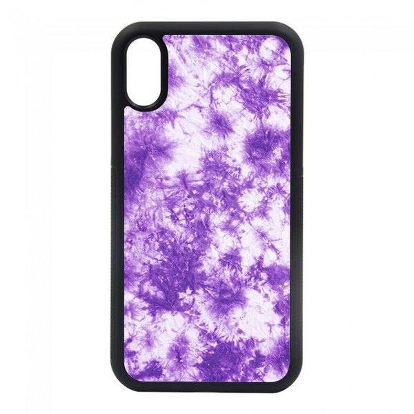 purple tie dye phone case. we have phone cases for most of your iphones. iphone 6, iphone 6s, iphone 7 8, iphone 7 8 plus, iphone SE, iphone xs, iphone x, iphone xr, iphone xs max, iphone 11, iphone 11 pro, iphone 11 pro max.
