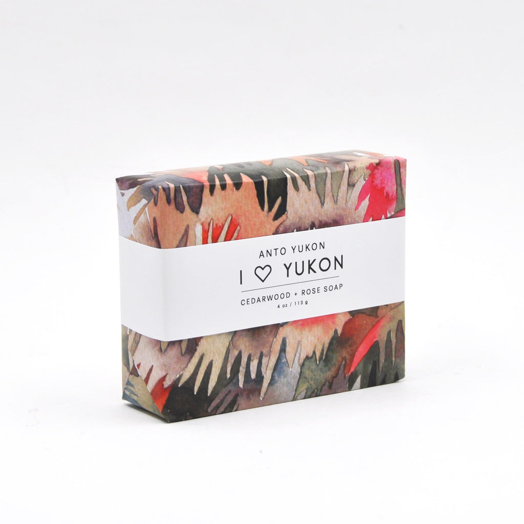 I Heart Yukon Soap