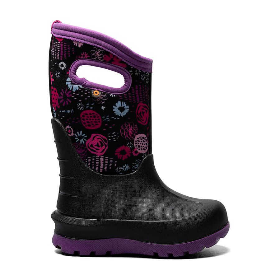 KIDS BOGS NEO CLASSIC WINTER BOOT GARDEN - Arth's Fashion Centre