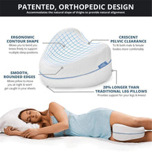 Load image into Gallery viewer, Relax Time Premium Orthopedic Leg Pillow