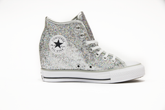 Converse All Star MD L Alta c/tacco 552698C