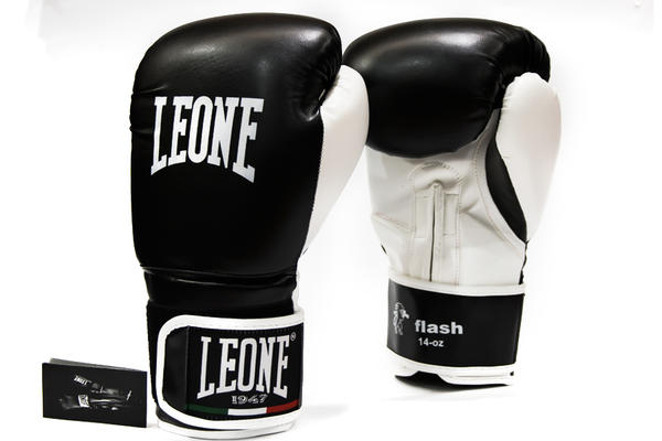 Leone Guanto Boxe Flash GN083 Nero