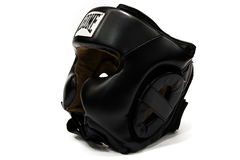 Leone Casco Boxe Training CS415 Nero