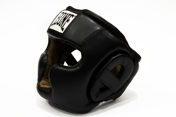 Leone Casco Boxe Junior CS429 Nero