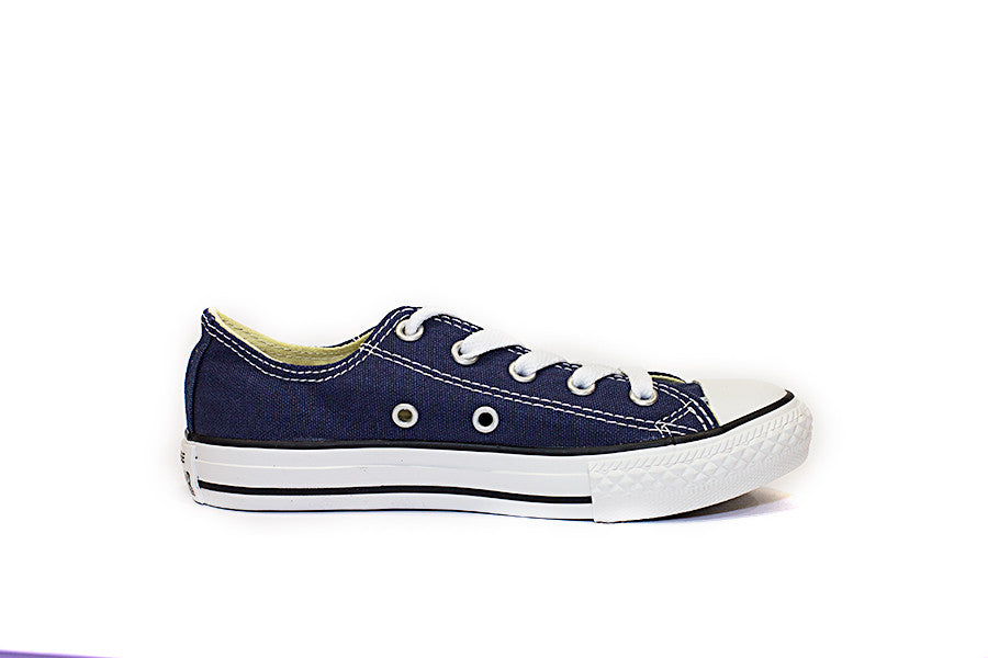 CONVERSE ALL STAR OX JUNIOR 3J237 colore blu