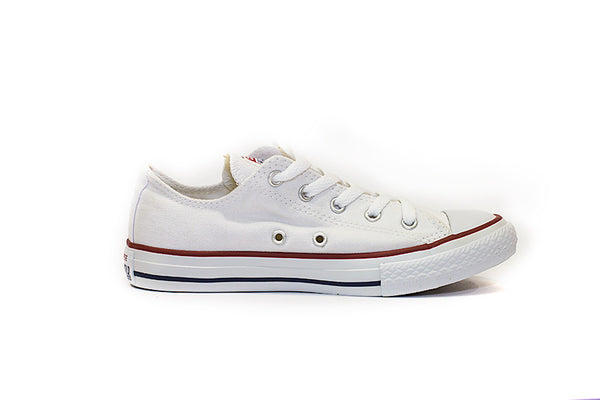 CONVERSE ALL STAR OX JR 3J256 colore bianco