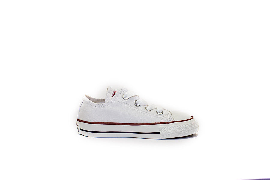 CONVERSE ALL STAR OX JR 7J256 colore bianco