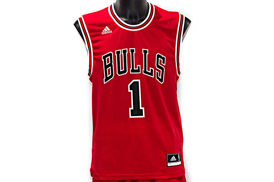 ADIDAS MAGLIA REPLICA PLAYER PORTLAND TRAIL NBA  L69777