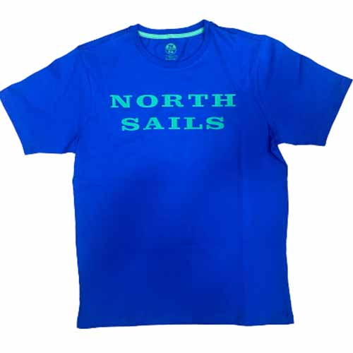 North Sails T-Shirt Mezza Manica 692690-0760