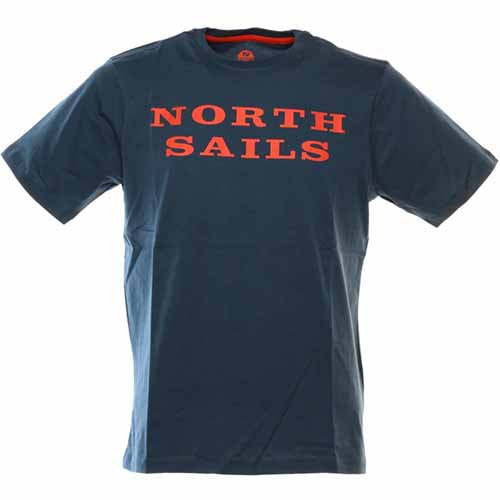 North Sails T-Shirt Mezza Manica 692690-0787