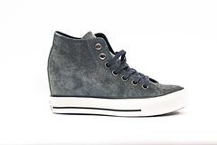 Converse All Star Mid Lux Suede 550670C Grey