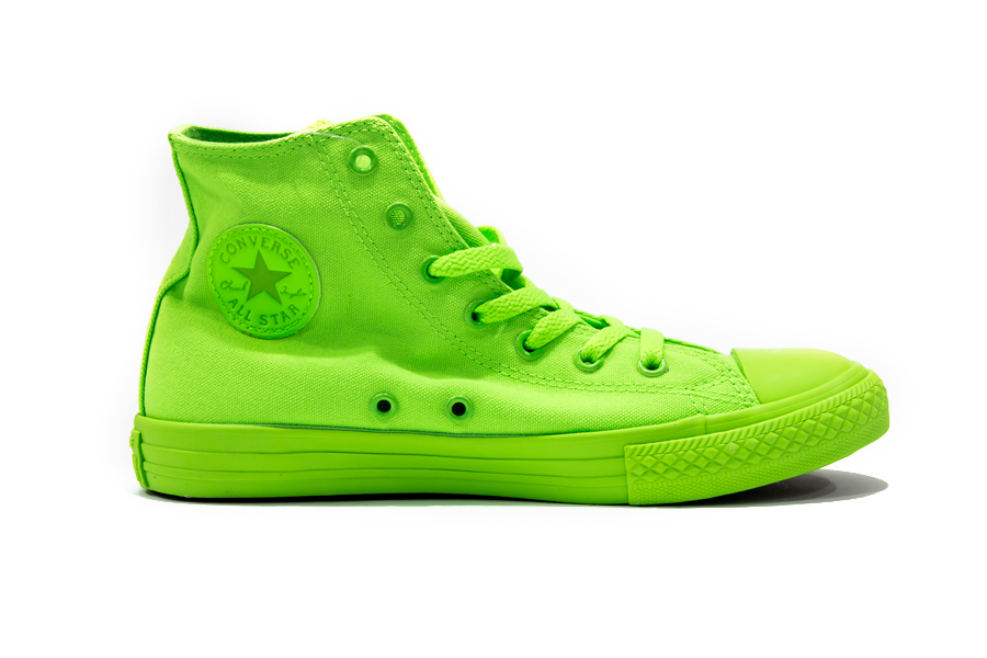 all star converse fluo