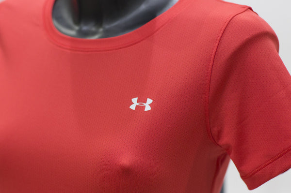Under Armour T-Shirt Running donna 1285637-693