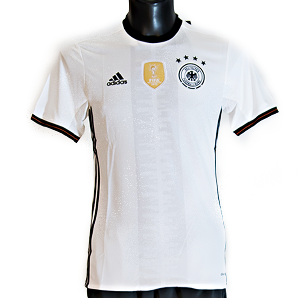 Adidas Maglia Home Replica UEFA EURO 2016 Germania AI5014