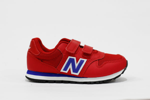 New Balance NBKV500YEY Red Blue Kids