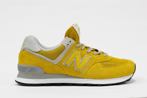 New Balance NBML574EYW Gold Yellow