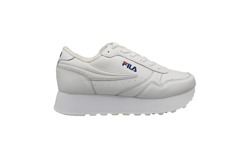 Fila Orbit Low L Donna 1010311-1FG Bianca