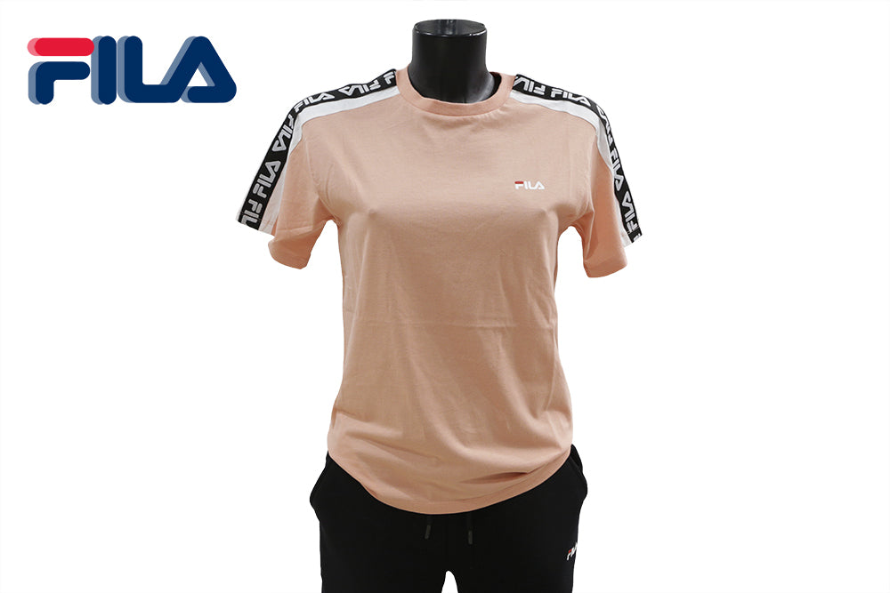 Fila T-Shirt MM W 687686-A483 Lobster