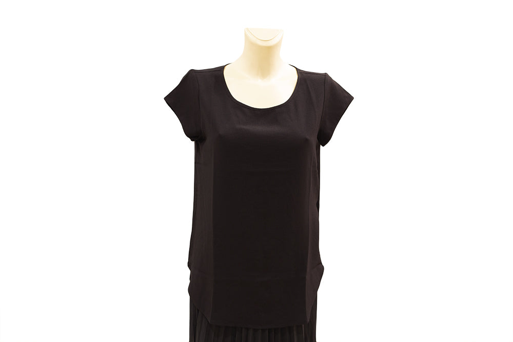 Only T-Shirt MM W 15205142 Nero