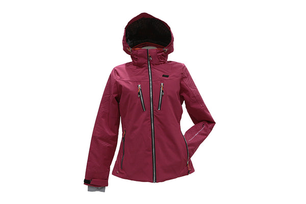 Astrolabio Giacca Sci Softshell Donna A68A-TW34-T3M